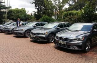 Volkswagen Officially Enters Rwanda Car Mobility MarketTomorrow