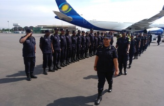 Rwanda National Police Deploys Female Peacekeepers to South Sudan