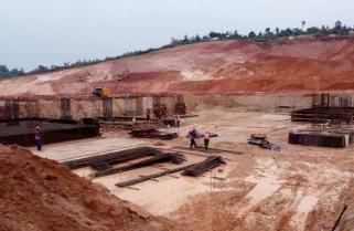 Construction of 80MW Gisagara Peat Plant in Progress