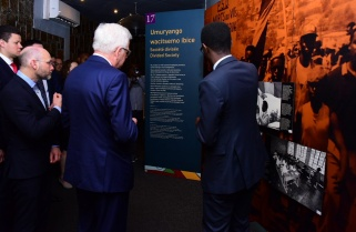 Rwanda's Aegis Trust Gets Global Award for Fight against Genocide
