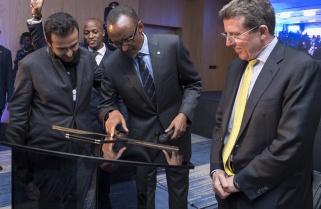 """Ashish Thakkar Unveils """"affordable"""" Smartphone for African Market"""