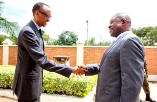 Kagame Meets Nkurunziza As Violence Escalates in Burundi