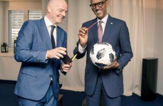 Kagame Meets Rwanda's Friends, Partners at WEF