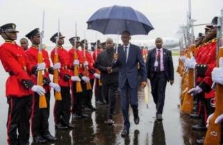 EAC Leaders Meet in Tanzania