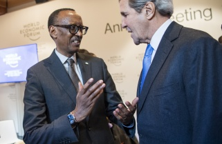 Africa Needs to Own Its Problems – Kagame