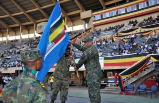 EAC military games open in Rwanda without Burundi