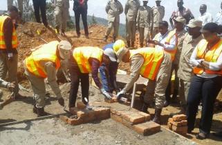 Nyarugenge Prison Gets Waste Treatment Plant