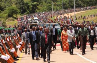 Rusumo-Kayonza Highway to Be Widened