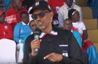 RPF Campaigns in Burera District