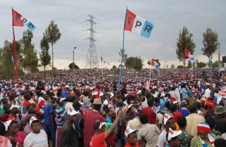 Kagame Pledges Electricity for All, NOT for Many