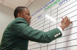 Rwanda Stocks Remain Silent