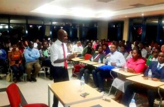 Rwandans Thirst For Stocks Business