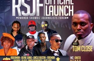 Showbiz Journalists Launch their Association