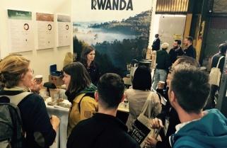 Rwanda Coffee Aggressively Penetrates European Market