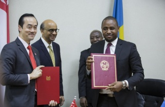 Rwanda, Singapore Sign Aviation Agreement