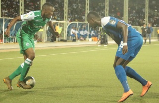 Rayon Holds Gor Mahia in CAF Confederation Cup