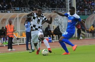 APR Fc Edge Rayon Sports Fc in Rwandan Derby
