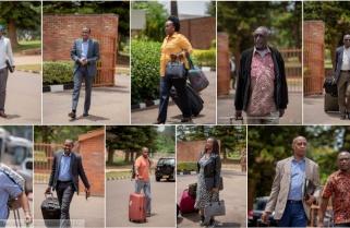 Rwandan  Leaders in Gabiro  for 4-Day Closed Door Retreat