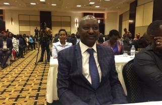 Robert Bapfakurera Elected New PSF Boss
