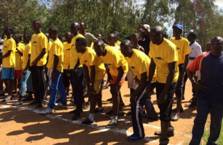 Akagera Park's Big Five Give Birth To Sporting Events