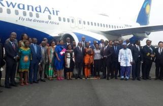 RwandAir Opens New Hub in Benin as Rwanda Builds New Airport