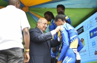 Africa Continental Championships: Rwanda Wins Gold in Women's Junior TTT Race