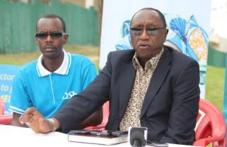 Rwanda Open Attracts 180 Golfers
