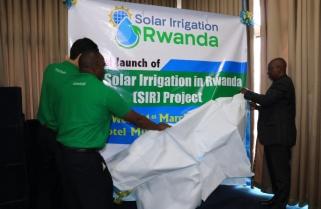 Rwanda Gets Solar Powered Irrigation Technology