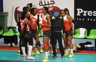 RRA Edge Bafia to Finish Fifth at Africa Club Championships