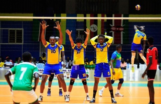 Rwanda Opens With win Over Chad in Men's African Volleyball Champs
