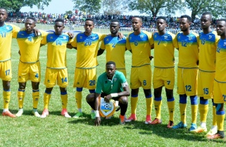 Amavubi off to Tunis for CHAN Morocco 2018 Preps