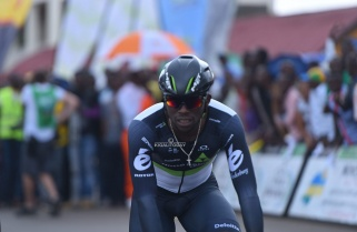 Tour du Rwanda: Areruya Claims  Yellow Jersey after Stage One Victory