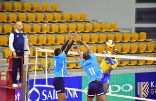 Rwanda Seals Quarter Final Slot With Win Over Botswana at African Volleyball Champs