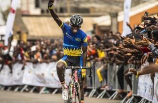 Rwandan Mugisha Claims Final Stage of Tour de l'Espoir