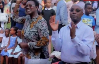 Rwandans in Belgium Celebrate Liberation Day