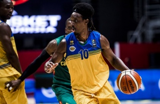 FIBA Africa Qualifiers: Ruhezamihigo Boosts Up Hoops Team Preps