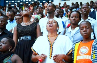 Rwanda's Shima Imana Crusade Taken to Villages