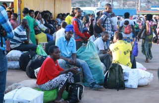 Upcountry Passengers Stranded as Buses Get Overbooked