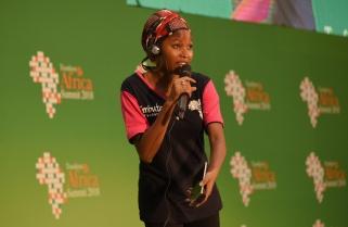 Niger's Salissou Hassane Latifa Crowned Ms Geek Africa 2018