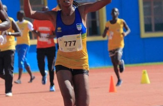 Nyirarukundo Eyes Medal as Commonwealth Games Team Jets Out