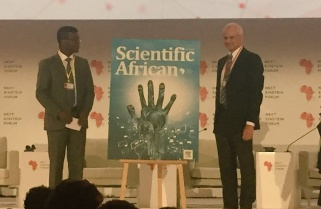 Pan African Science Journal Launched in Kigali