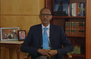 "Kagame asks Rwandans to tighten belts, ""we shall Achieve 2015 goals"""