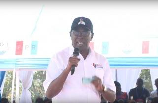 Kagame is Extraordinary – Says Senate President