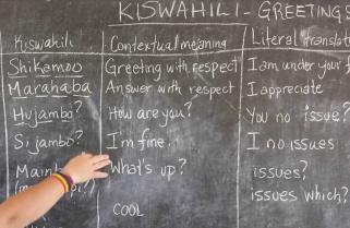 Slow Pick Up of Kiswahili, Rwanda's Latest Official Language
