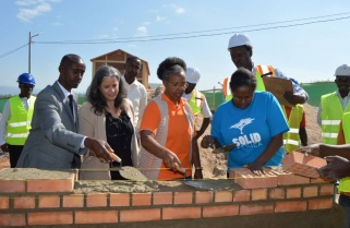 Local NGO Builds First Industrial Kitchen to Feed Patients