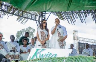 Kwita Izina: When Rwanda Becomes Celebrities' Corner