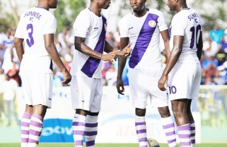 Goals Galore as Sunrise FC Edge Reigning Champions APR FC