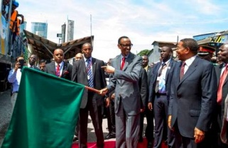 Kagame Says East Africa is Good Bet for Investors