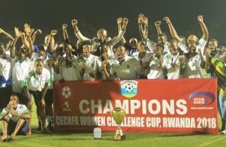 Tanzania Beat Ethiopia to Retain Cecafa Women Challenge Cup