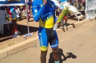 Africa Cycling Cup: Rwandan Rider Mugisha Wins Bronze Medal in ITT
